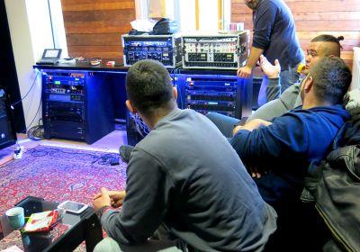 Škola audio produkcije